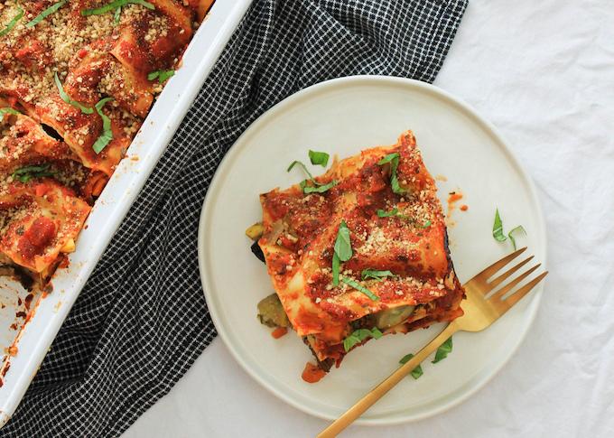 vegan lasagne recipe for meat free monday
