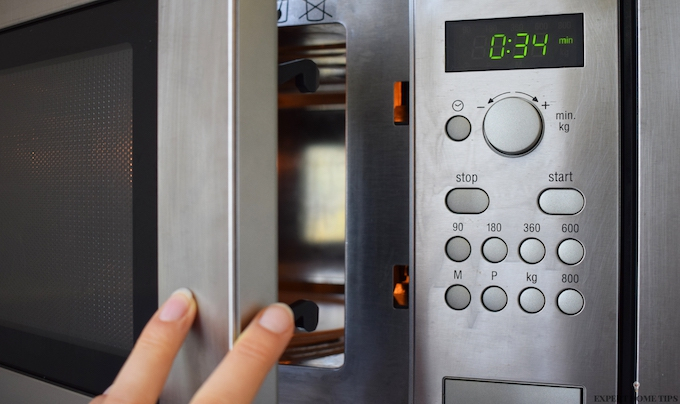 closing microwave