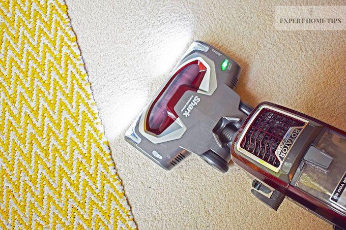 shark vacuum rug