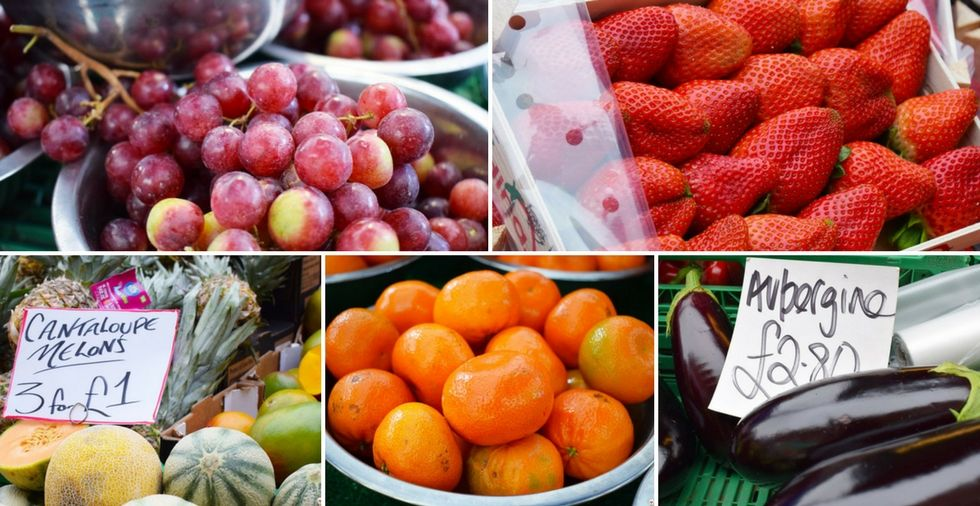 Is It Ripe? How to pick the best fruit & veggies the supermarket has to offer