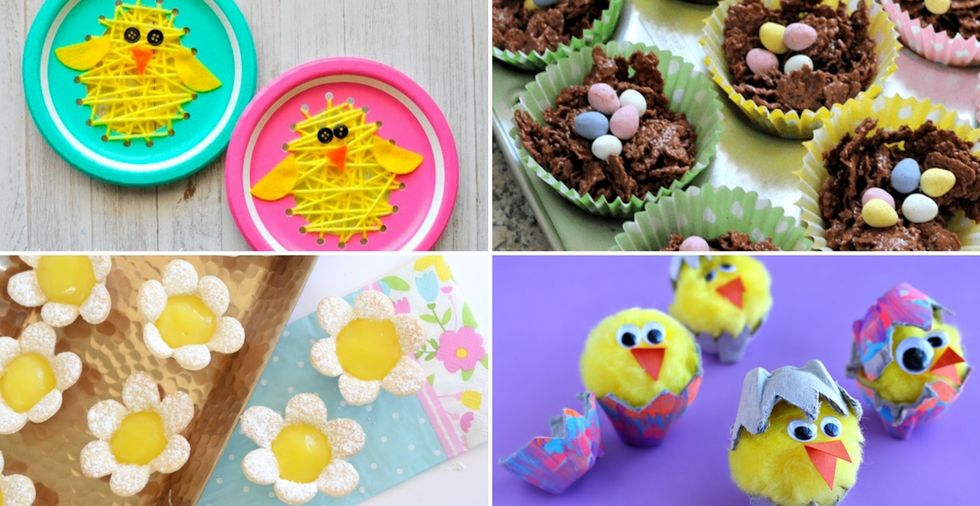 18 easy Easter activities that the kids will LOVE