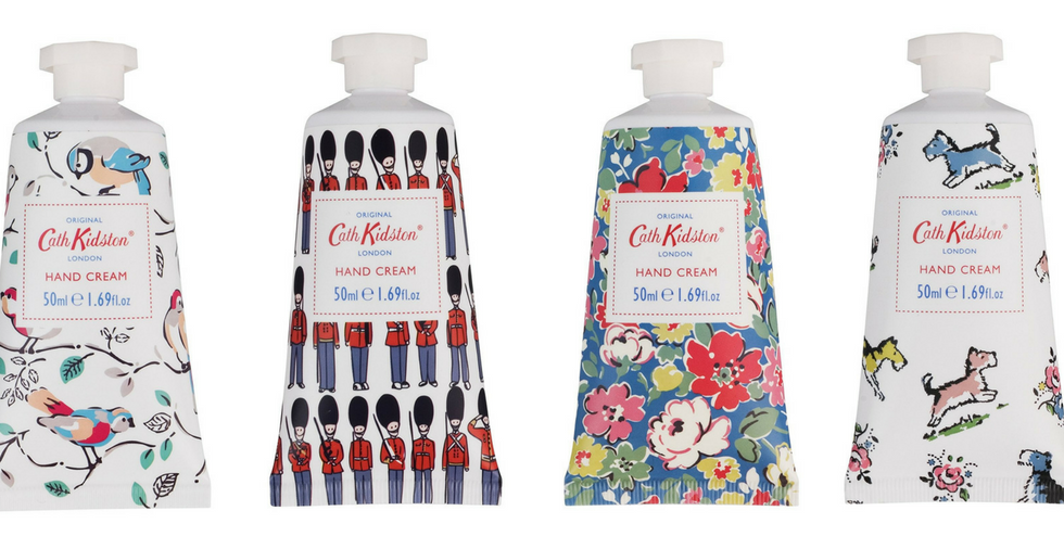 Free Giveaway: Cath Kidston Hand Creams