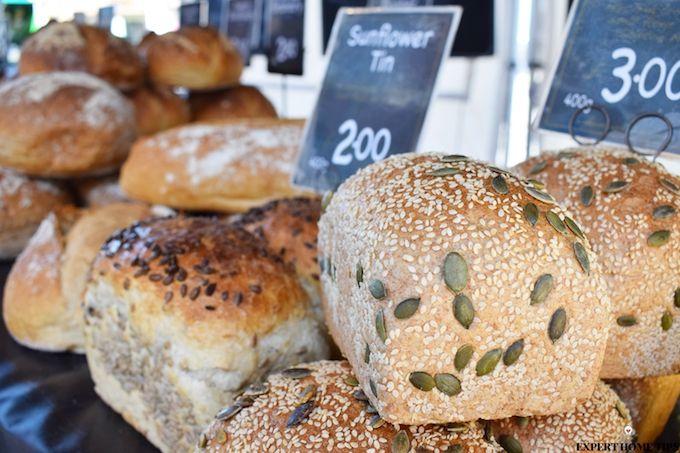 bread stand market