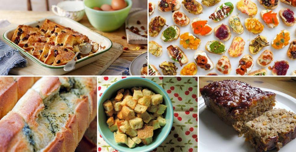 9 Stale Bread Recipes (plus 6 BONUS uses!)