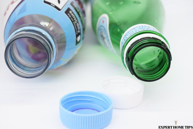 plastic bottle tops recycling