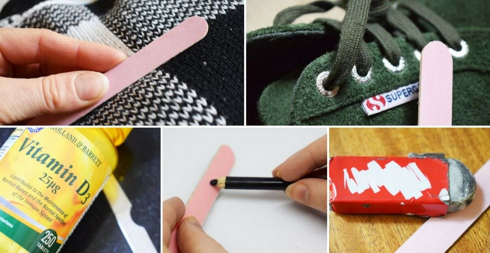 15 unusual uses for nail files you never thought to try