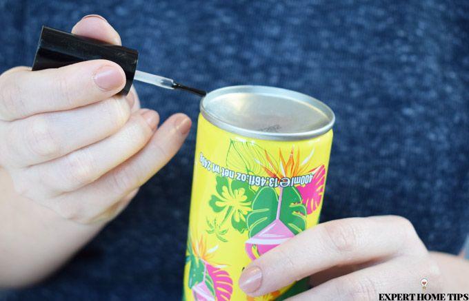 prevent rust nail polish