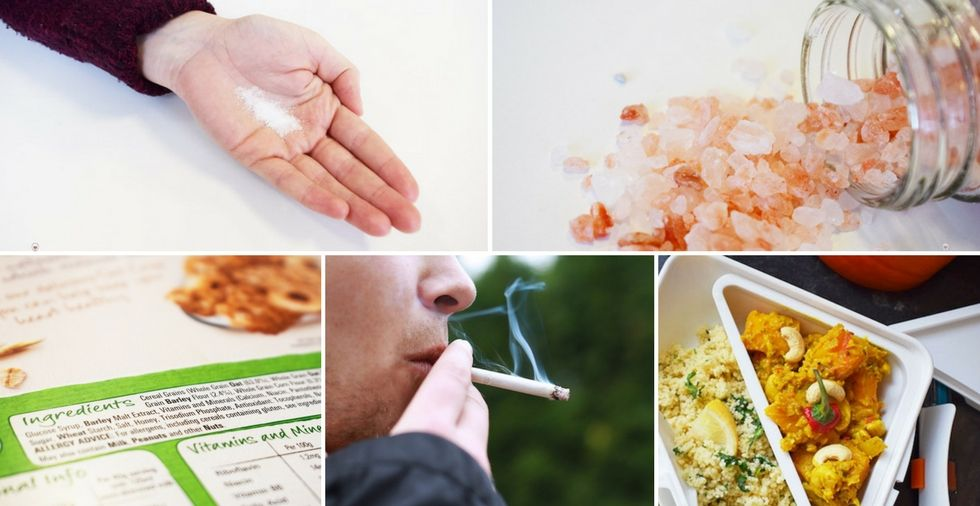 Too much salt? 9 easy ways to reduce your sodium intake