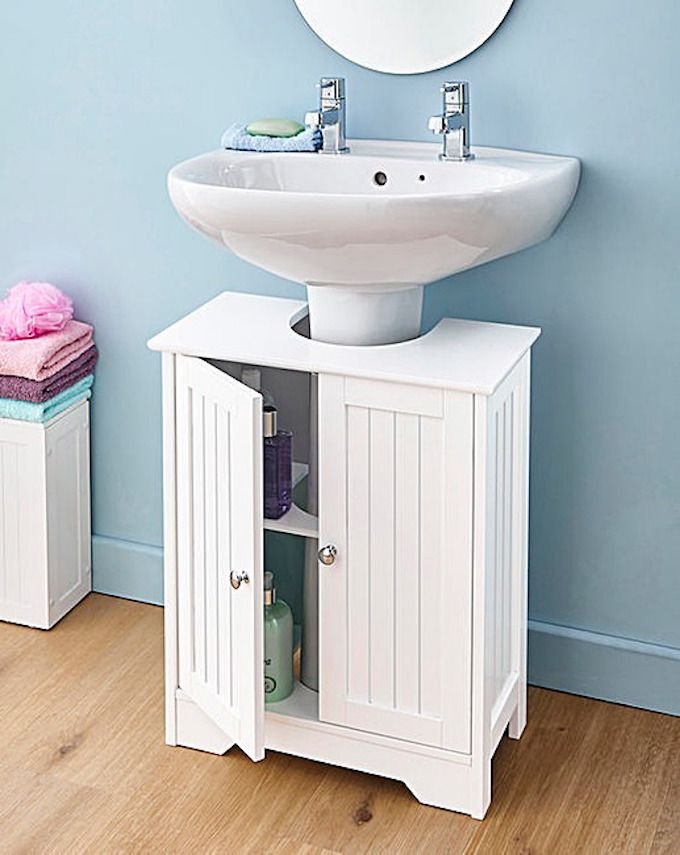 23 Brilliant Bathroom Storage Ideas To Solve All Your