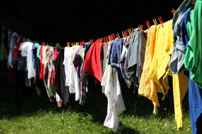 laundry line tips