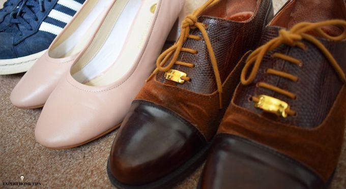 shoes mid heel brogues