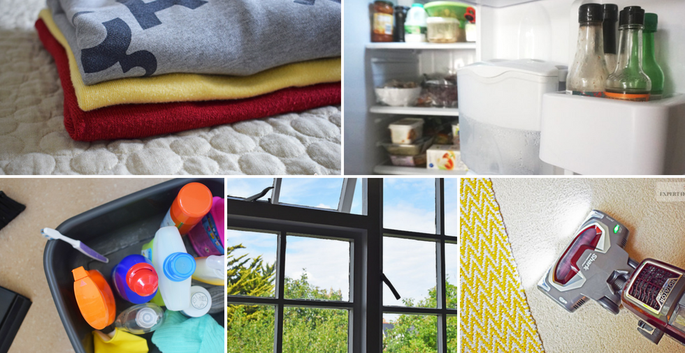 8 common everyday habits that make cleaning SO much harder