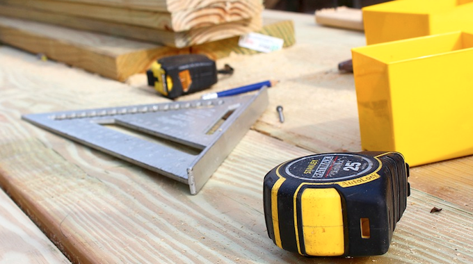 tape measure diy