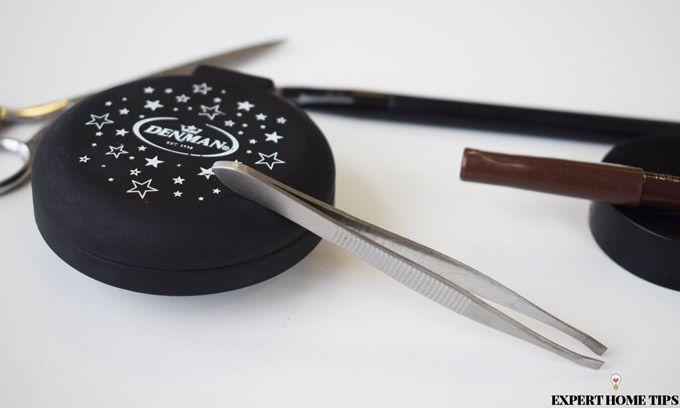 eyebrow grooming kit