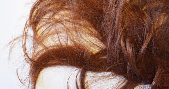ginger hair long
