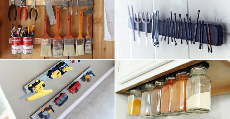 Magnetic Knife Racks: 8 NEW ways to use this IKEA staple
