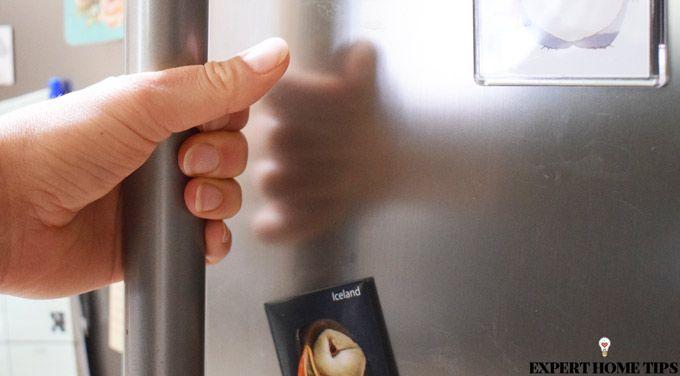 fridge door handle