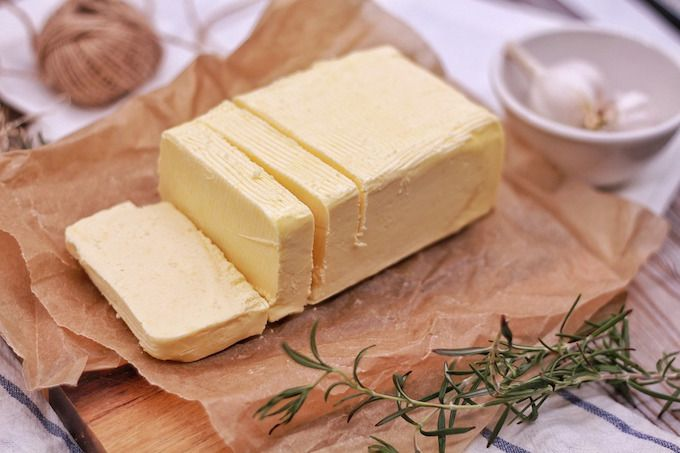 dairy-free butter alternatives