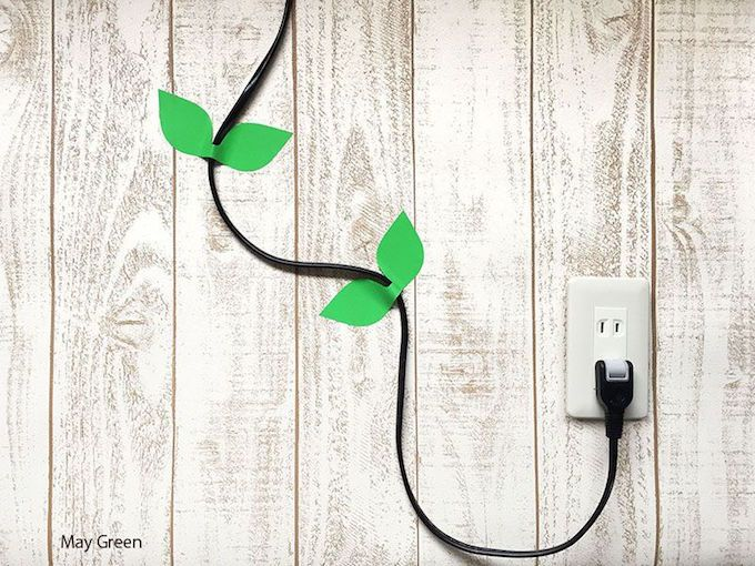 CABLE WALL STICKERS