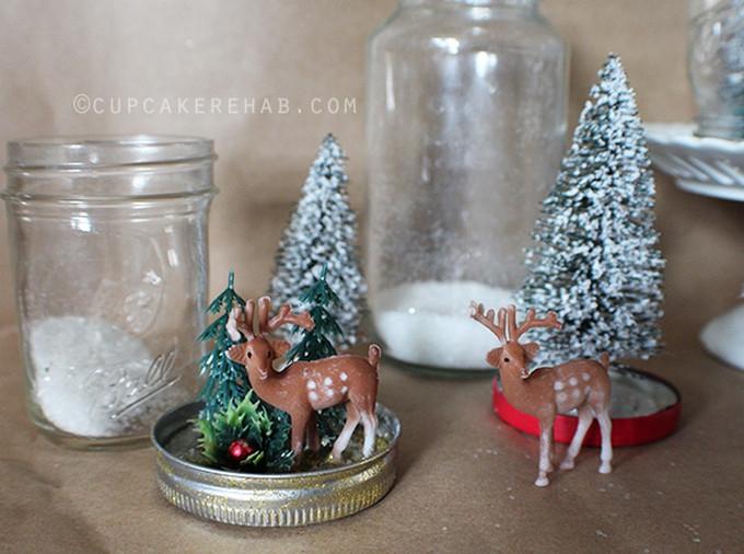 Christmas in a jar.