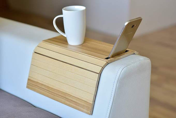 arm rest tray