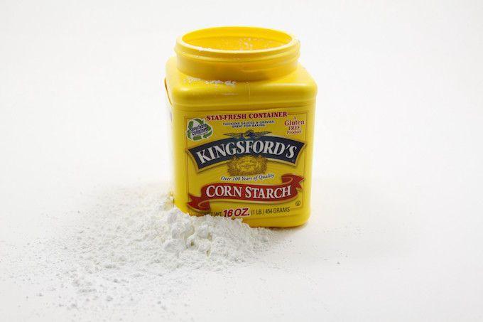 uses for cornflour