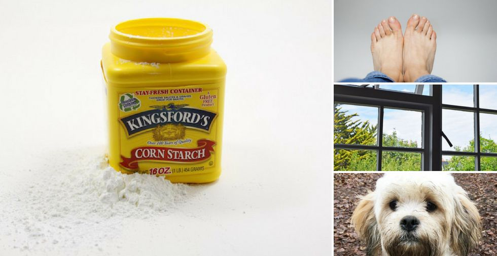 18 NEW uses for cornflour that are really quite remarkable!