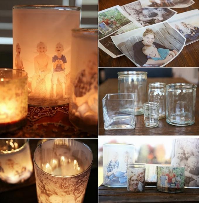 Make a glowing luminarie.