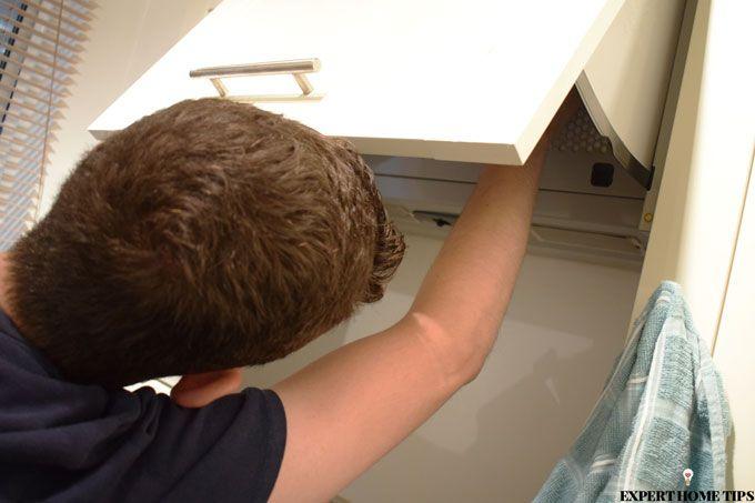 fixing something