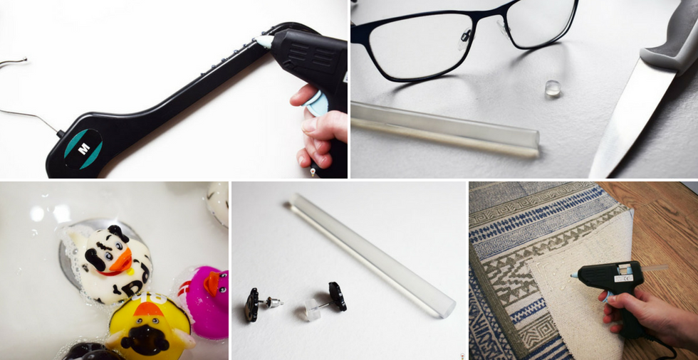 17 Remarkably Useful Things To Do With A Hot Glue Gun