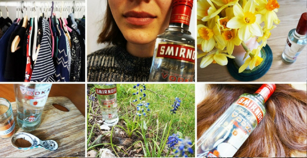 14 clever uses for vodka that will take you by surprise