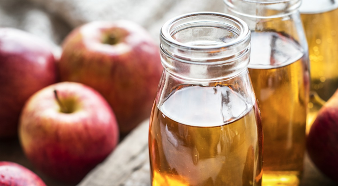 apple cider vinegar heartburn
