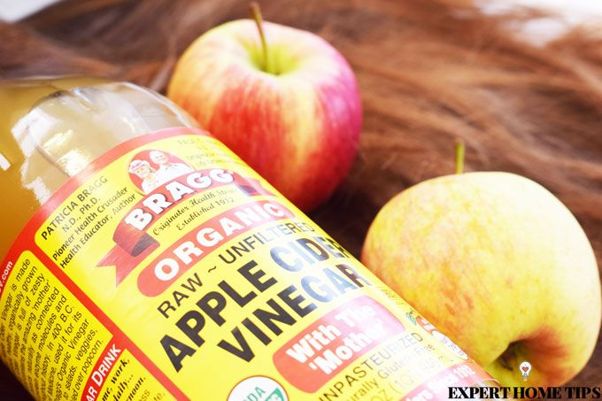 apple cider vinegar for hair