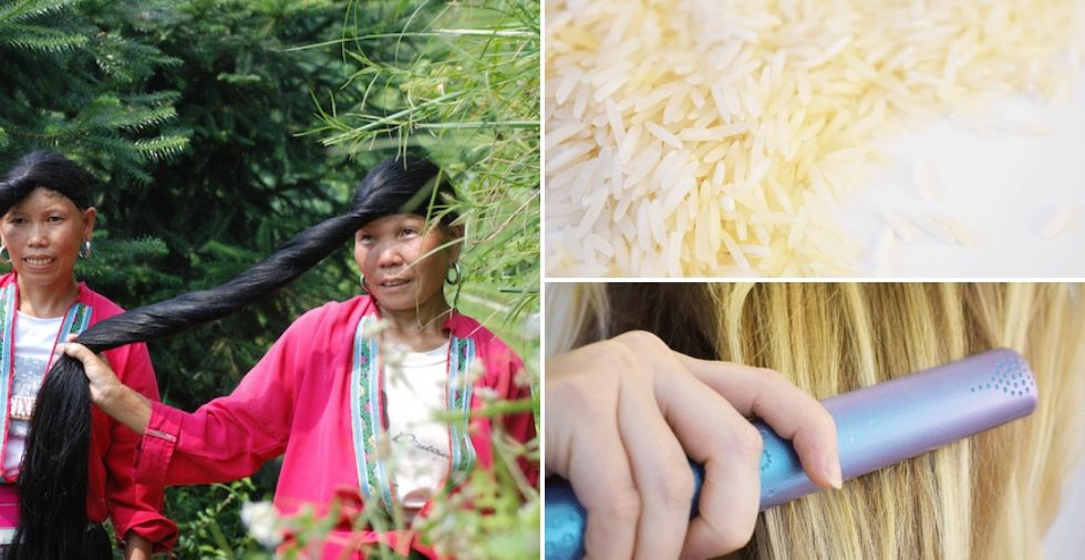 Rice Water: The Cheap Secret To Growing The Longest Hair In The WORLD
