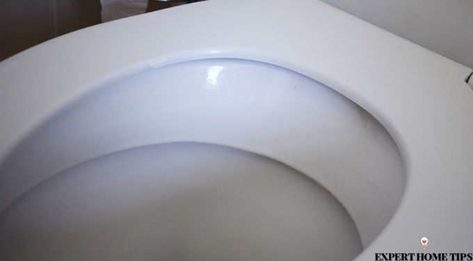 toilet bowl cleaning