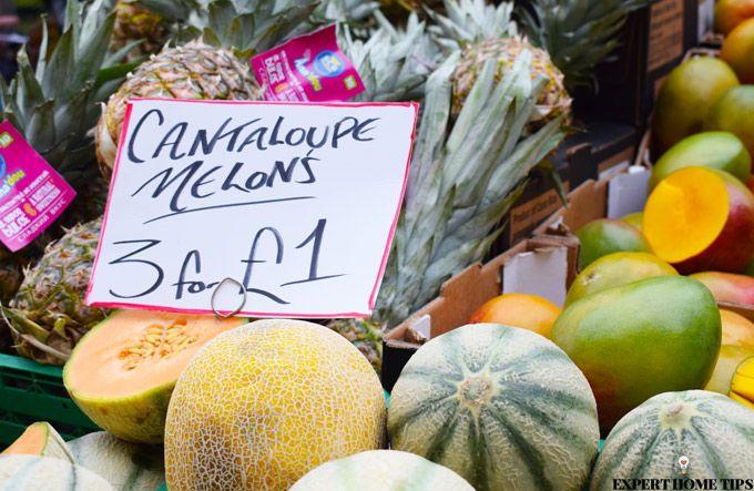 market melons