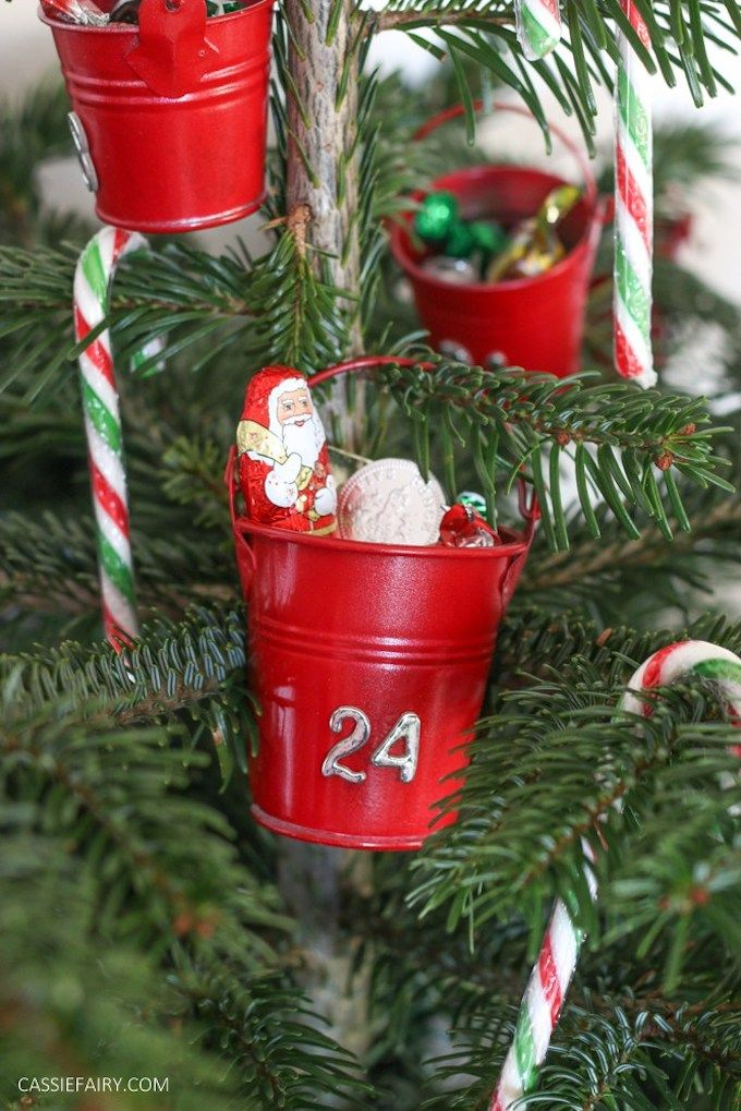 christmas tree advent