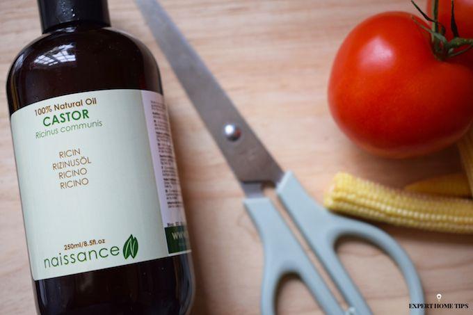uses for castor oil