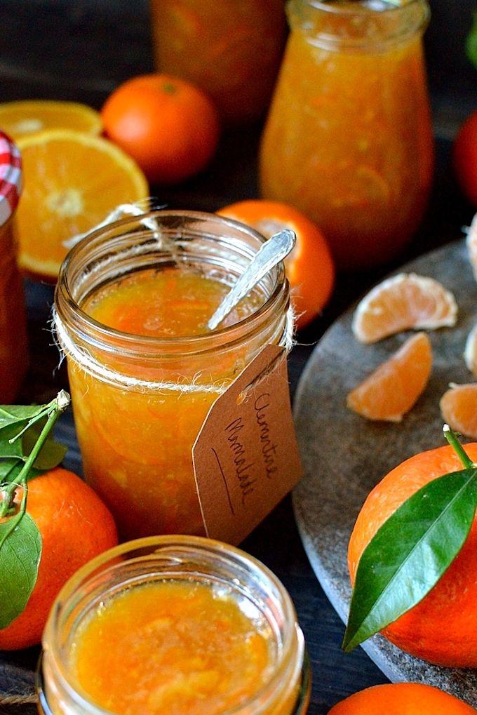 homemade christmas marmalade