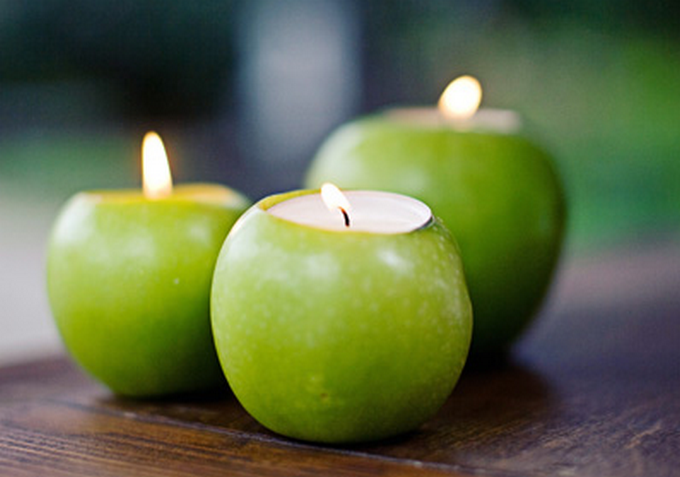 An easy way to use the humble tealight