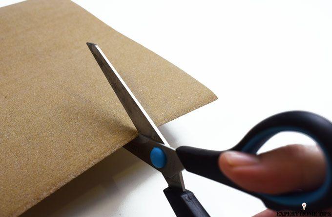 sharpening scissors